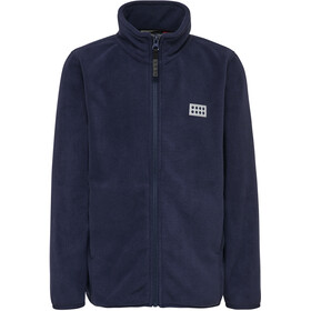 LEGO wear Sam 207 Fleece Cardigan Kids dark navy